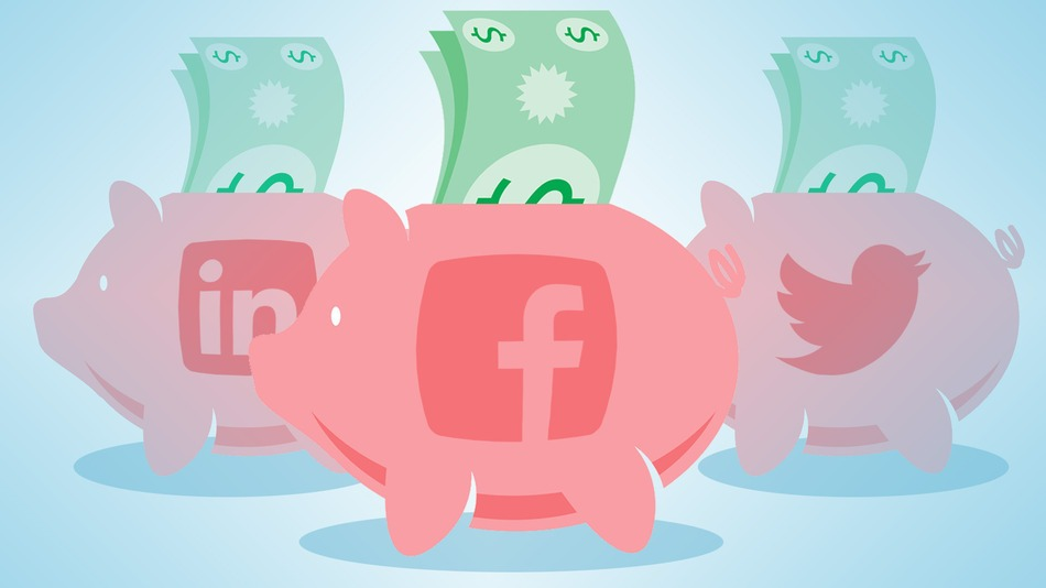 Marketers Are Putting Their Money and Confidence in Social Media